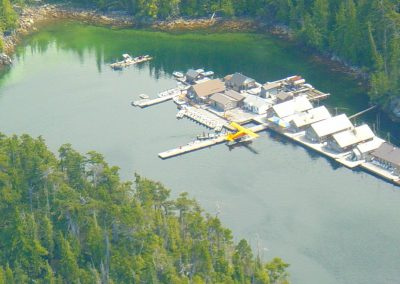 Hakai Lodge Sells Out Their Season with Email Marketing