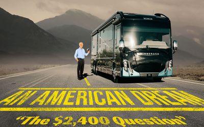 An American Dream – The $2400 question