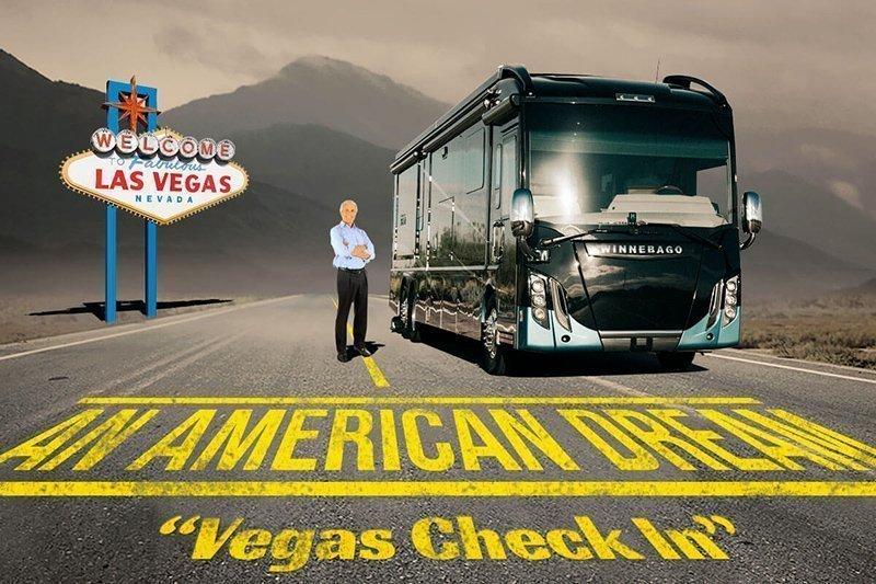 America Dream - Vegas Check In
