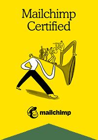 MailChimp Certified Logo