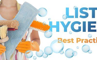 Email List Hygiene—Keep It Clean