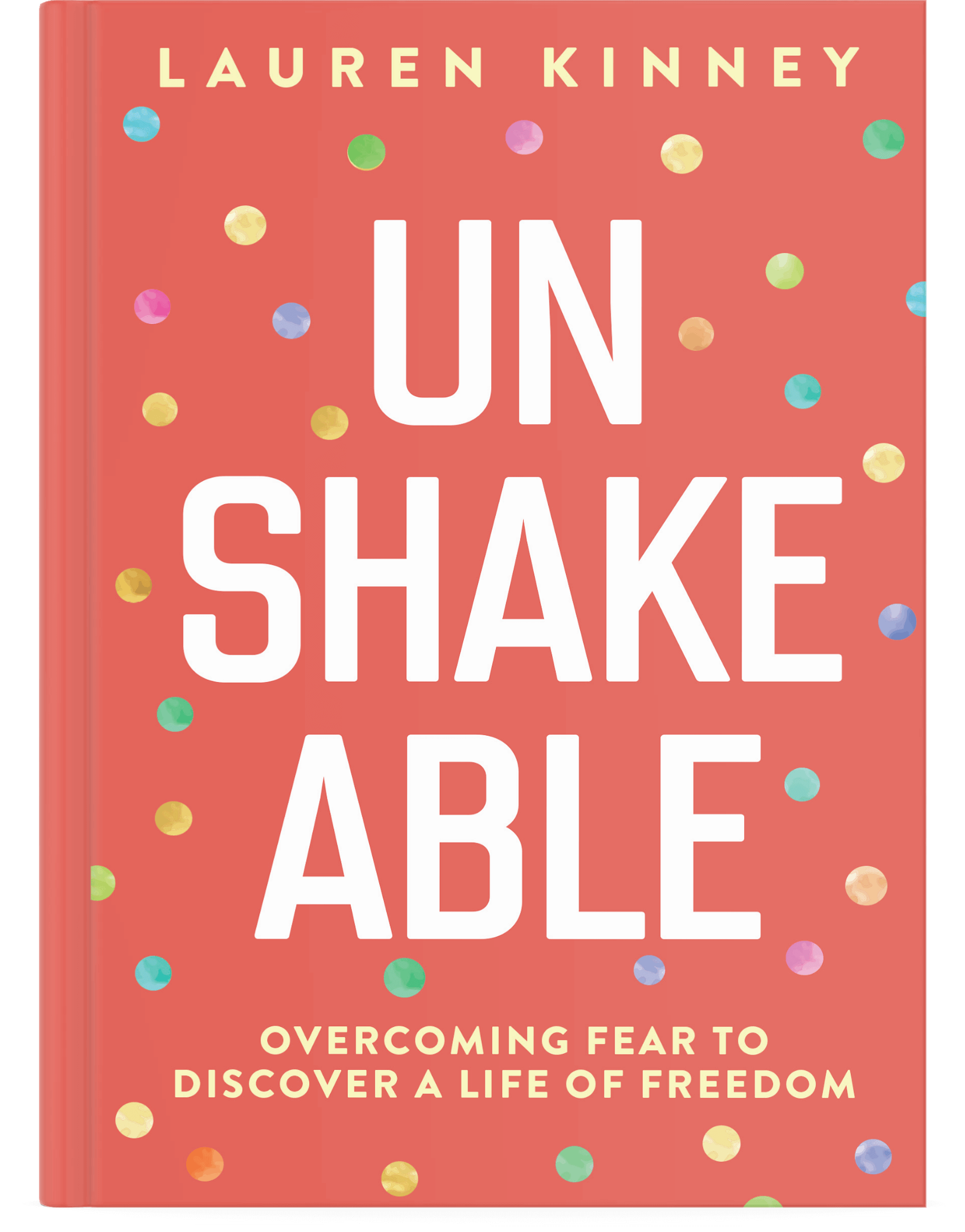 Unshakable Book Cover