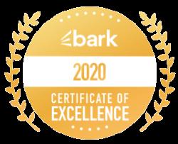 Bark Certificate Award Logo
