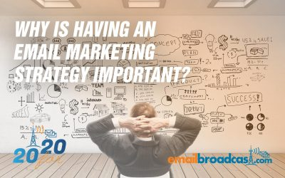 Why Is Having an Email Marketing Strategy Important?