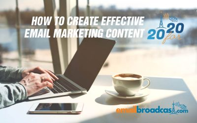 How to Create Effective Email Marketing Content
