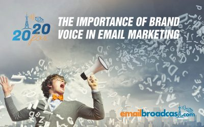 The Importance of Brand Voice in Email Marketing