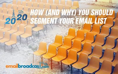 How (and Why) You Should Segment Your Email List