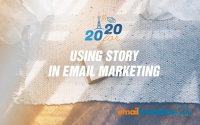 Using Story in Email Marketing