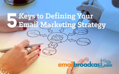 5 Keys to Defining Your Email Marketing Strategy