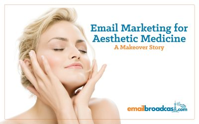 Email Marketing for Aesthetic Medicine: A Makeover Story