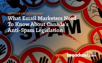 Get Your Facts Straight About CASL: What Email Marketers Need to Know About Canada's Anti Spam Legislation
