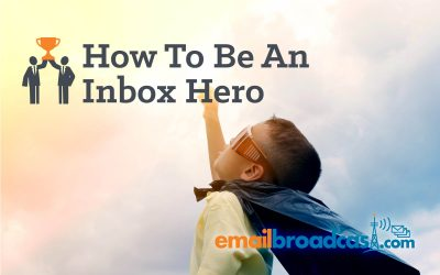 How To Be An Inbox Hero
