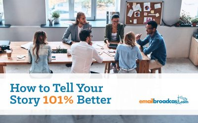 Webinar: How to Tell Your Story 101% Better