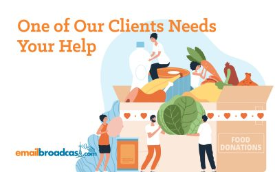 One of our clients needs YOUR help.