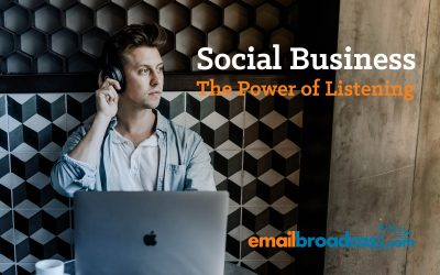 Social Business — The Power of Listening