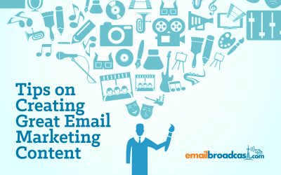 Tips on Creating Great Email Marketing Content