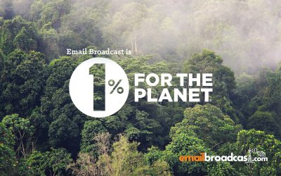 We've Joined One Percent for the Planet